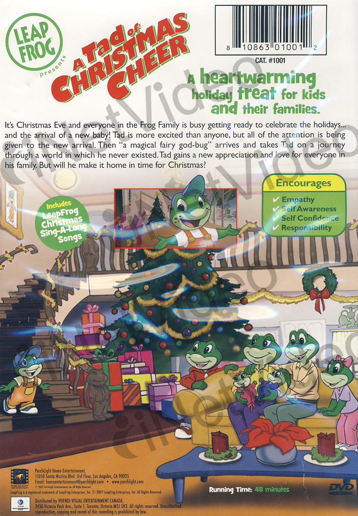 Leapfrog A Tad Of Christmas Cheer.Leapfrog Christmas Cheer Related Keywords Suggestions