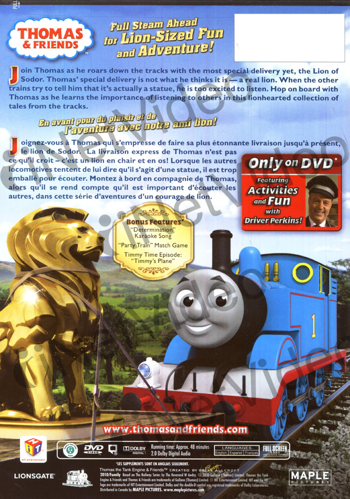 Thomas Friends The Lion Of Sodor HD Movie HD free download 720p
