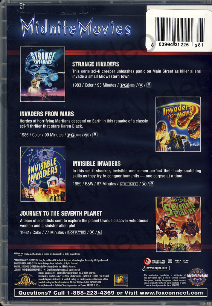 invaders from mars dvd-#9