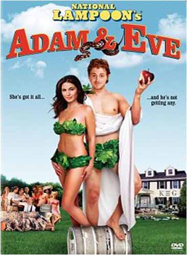 Dutch dating show adam and eve