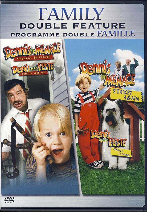 Dennis the Menace Movie Review  Common Sense Media