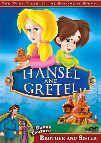 Hansel and gretel brother sister the fairy tales of