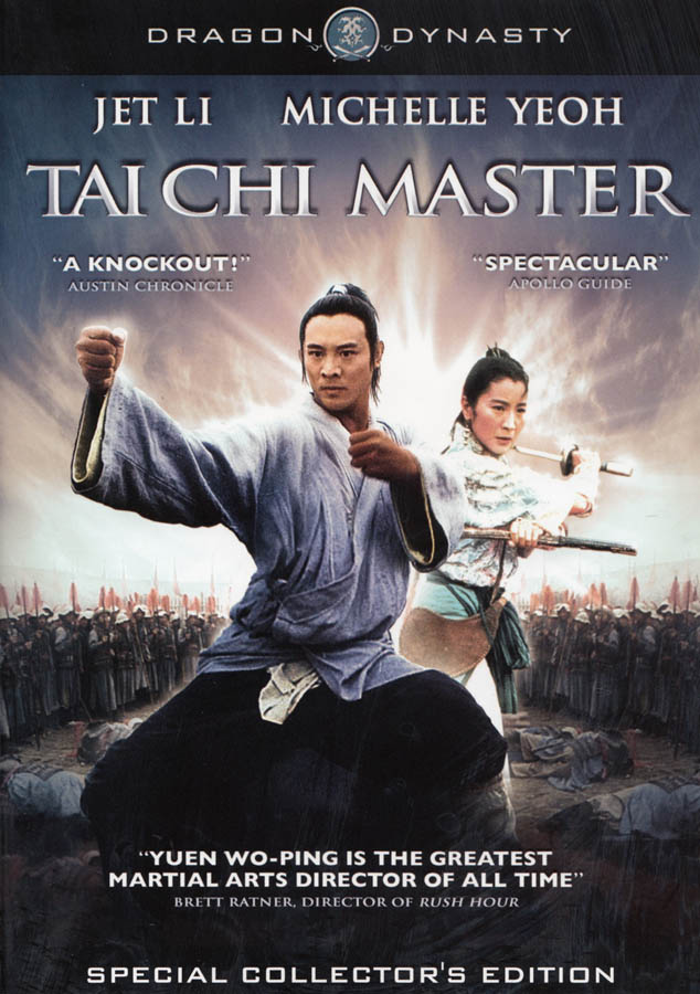 Tai Chi Master Dragon Dynasty New DVD