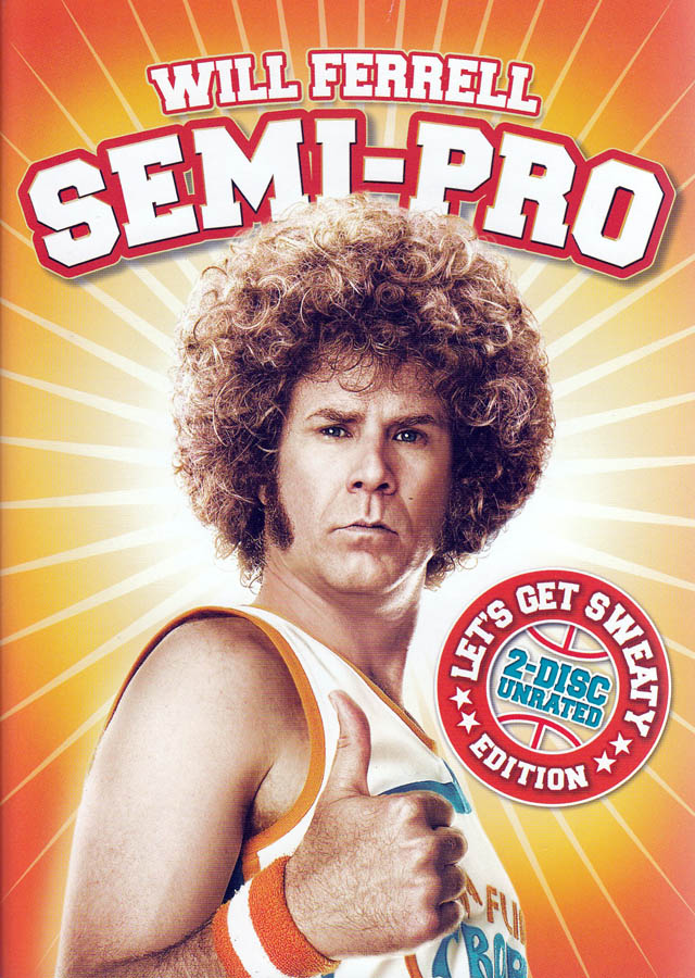 iNetVideo.ca Semi-Pro - Unrated (Two-Disc Let s Get Sweaty Edition) (Bilingual)