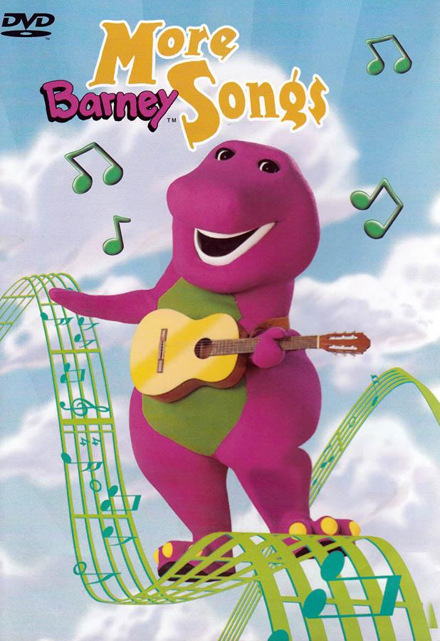 Barney Song Dvd Aaa Seaworld San Diego