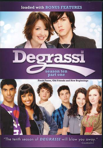 Degrassi actors dating in real life