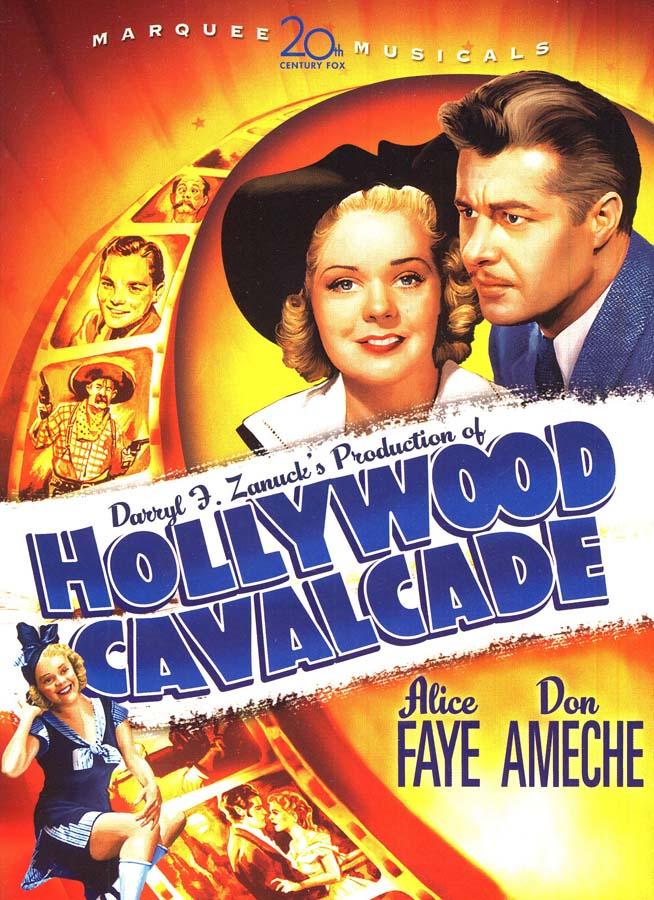 HOLLYWOOD CAVALCADE (DVD)
