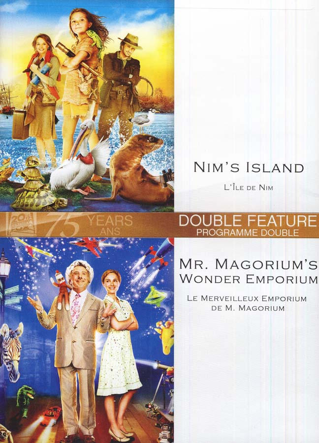 Return To Nim S Island Location