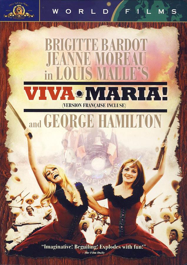 VIVA-MARIA-MGM-BILINGUAL-DVD
