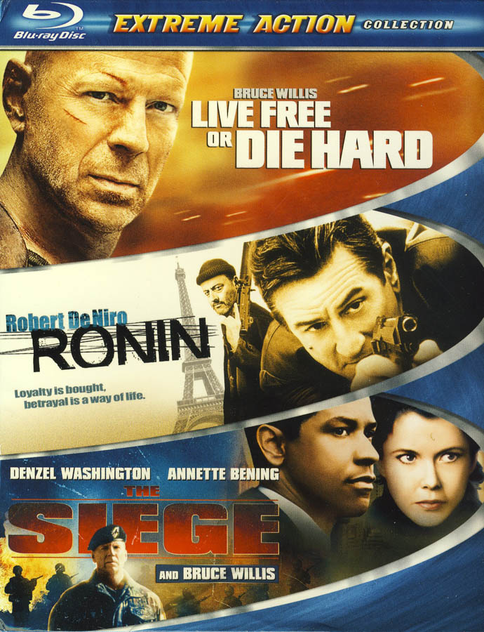 Live Free Or Die Hard (Blu-ray 2007) | DVD Empire