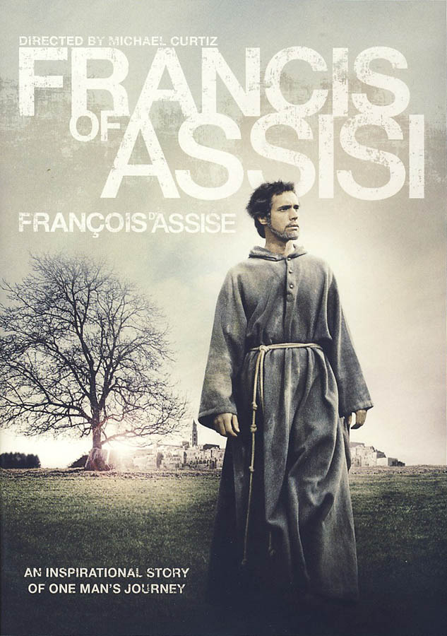 francis of assisi francois d assise gray cover bilingual region 1 dvd ebay