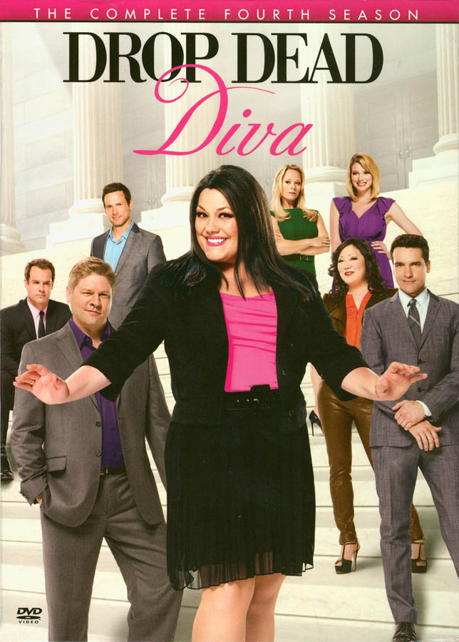 Drop dead diva season 4 boxset region 1 dvd ebay - Drop dead diva season 1 ...
