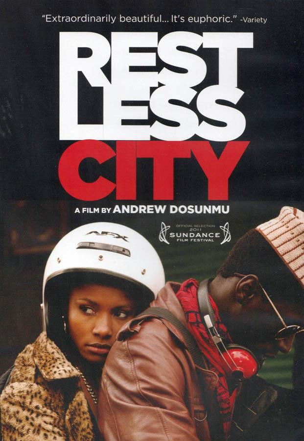 RESTLESS CITY (REGION 1 DVD)
