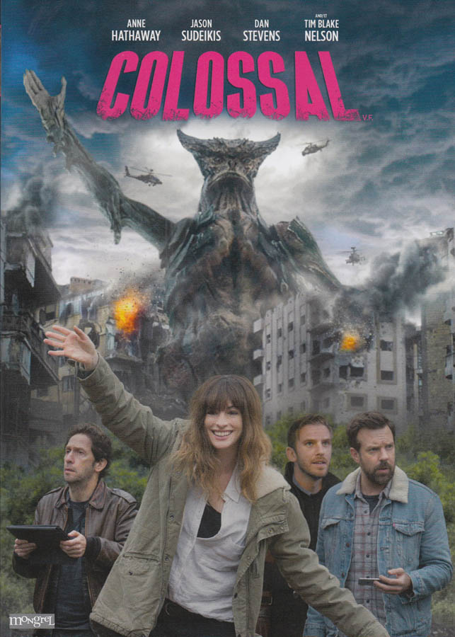 COLOSSAL BILINGUAL NEW DVD FREE SHIPPING  - $12.52