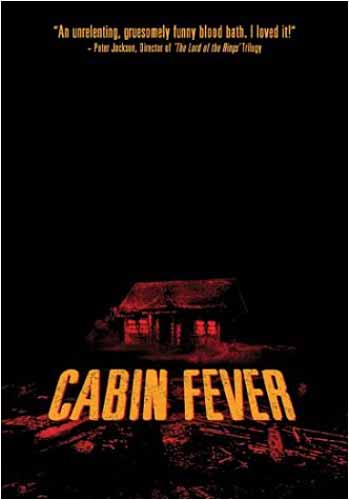 Cabin Fever New Dvd Free Shipping