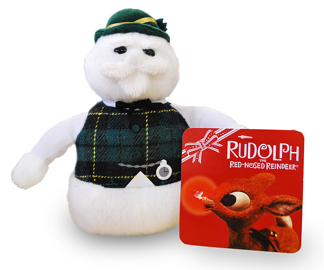 Rudolph the red nosed reindeer movie snowman