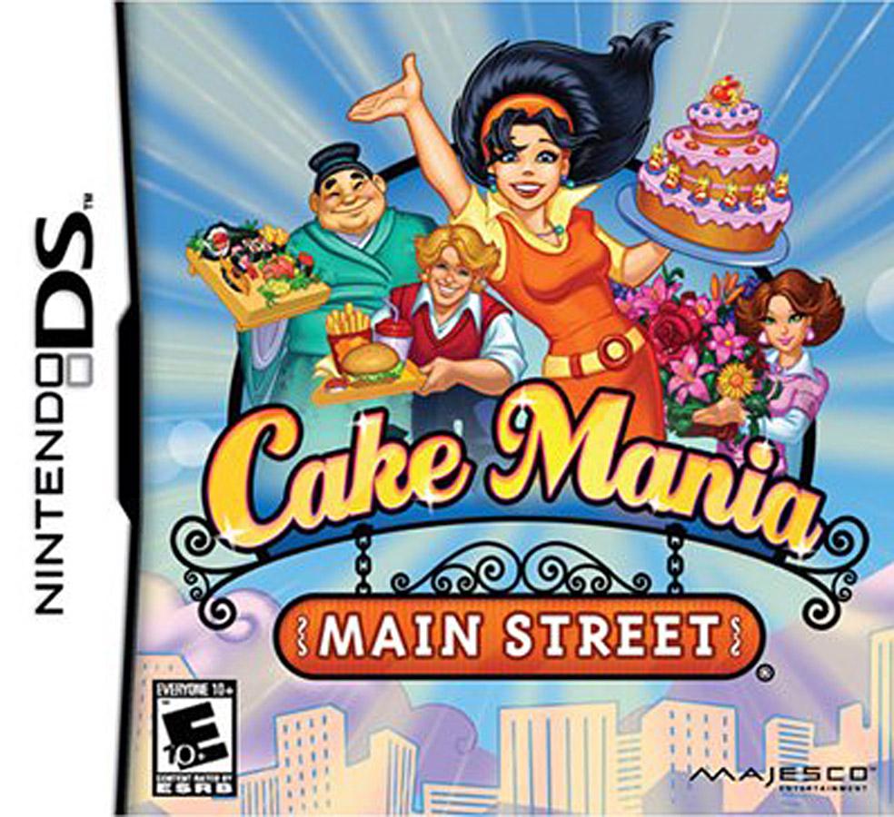 iNetVideo.ca Cake Mania - Main Street