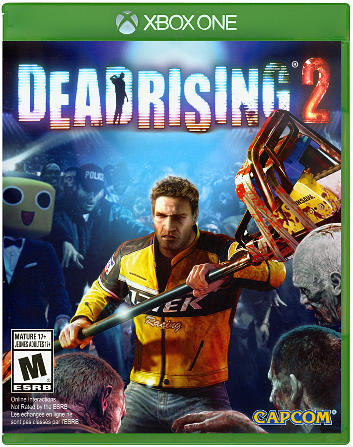 Dead Rising 2 Bilingual Cover New Xbox One Ebay